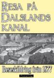 Bokomslag för Minibok: Resa på Dalslands kanal 1877