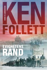 Cover for Evighetens rand
