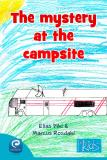 Cover for The mystery at the campsite