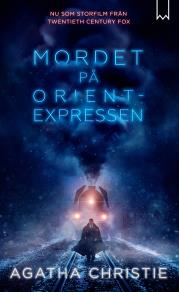 Cover for Mordet på Orientexpressen