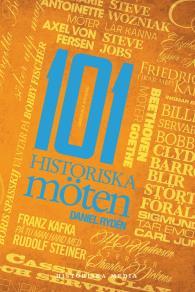 Cover for 101 Historiska möten