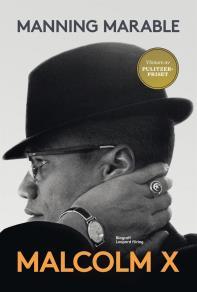 Omslagsbild för Malcolm X