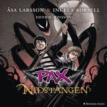 Cover for PAX. Nidstången