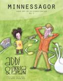 Cover for Addi och virriga pappan