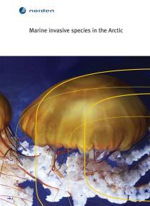 Omslagsbild för Marine invasive species in the Arctic