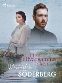Cover for Den allvarsamma leken