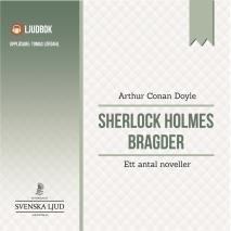 Omslagsbild för Sherlock Holmes bragder : ett antal noveller