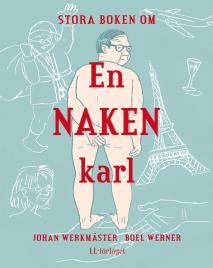 Cover for Stora boken om en naken karl / Lättläst