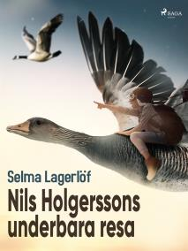 Cover for Nils Holgerssons underbara resa