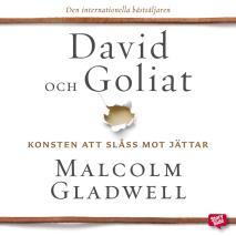 Cover for David och Goliat: konsten att slåss mot jättar