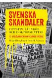 Cover for Svenska skandaler