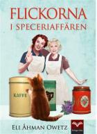 Omslagsbild för Flickorna i speceriaffären