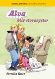 Omslagsbild för Alva 6 - Alva blir storasyster