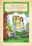 Omslagsbild för Fru Alms magiska resebyrå