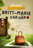 Bokomslag för Britt-Marie var här