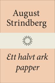 Cover for Ett halvt ark papper