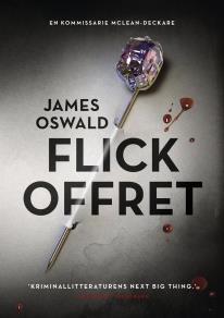 Cover for Flickoffret (Första boken om kommissarie McLean)