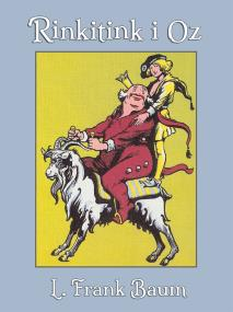 Cover for Rinkitink i Oz