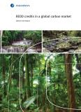 Cover for REDD credits in a global carbon market