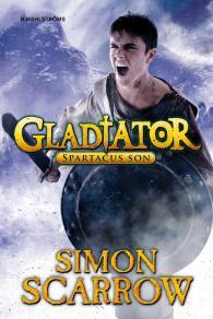 Omslagsbild för Gladiator 3 - Spartacus son