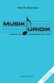 Cover for Musikjuridik
