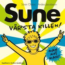 Cover for Sune värsta killen!
