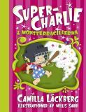 Cover for Super-Charlie och monsterbacillerna