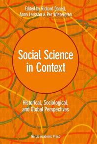 Cover for Social Science in context : historical, sociological and global perspectives
