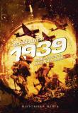 Cover for 1939 : nedräkningen till andra världskriget