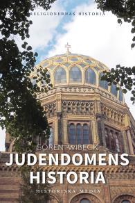 Omslagsbild för Judendomens historia