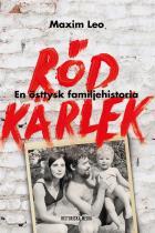 Omslagsbild för Röd kärlek : en östtysk familjehistoria