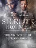 Omslagsbild för The Adventures of Sherlock Holmes