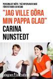"""Omslagsbild för """"Jag ville göra min pappa glad"""" - Personligt möte: Två intervjuer med författaren Jo Nesbø"""