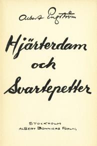 Cover for Hjärterdam och Svartepetter