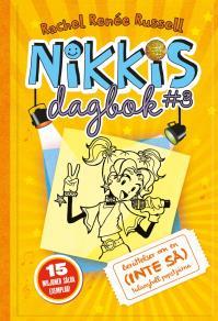 Omslagsbild för Nikkis dagbok #3: Berättelser om en (INTE SÅ) talangfull popstjärna