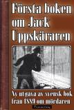 Omslagsbild för Jack Uppsprättaren - Världens första bok om seriemördaren Jack the Ripper