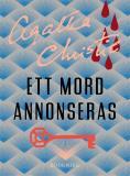 Cover for Ett mord annonseras