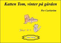 Cover for Katten Tom vinter på gården