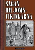 Cover for Jomsvikingarnas saga