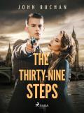 Omslagsbild för The Thirty-Nine Steps