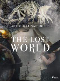 Omslagsbild för The Lost World