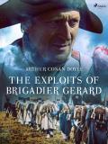 Omslagsbild för The exploits of brigadier Gerard