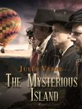Omslagsbild för The Mysterious Island