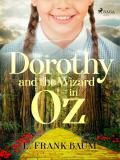 Omslagsbild för Dorothy and the wizard in Oz