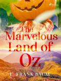 Omslagsbild för The marvelous land of Oz