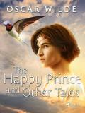 Omslagsbild för The happy prince and other tales
