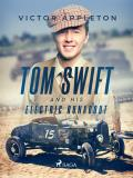 Cover for Tom Swift and his electric runabout