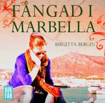 Cover for Fångad i Marbella
