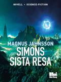 Cover for Simons sista resa