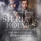 Omslagsbild för The Adventures of Sherlock Holmes